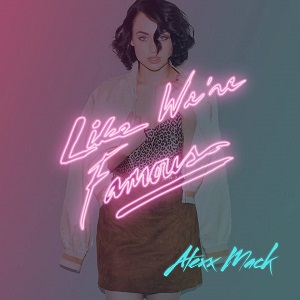 Alexx Mack – Retro Romance Lyrics